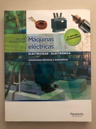 Libros instalaciones electricas y automáticas
