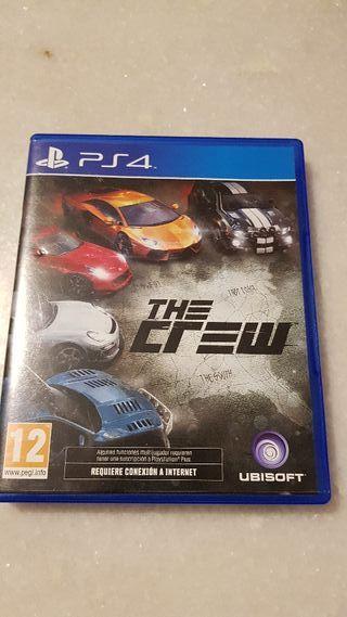 The Crew, juego de coches Ps4