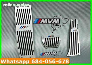 Ref:P)M!Y Pedales aluminio pack m bmw