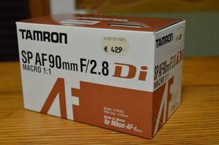 Tamron SP AF 90mm F/2.8 Di 1:1 Macro
