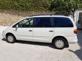 volkswagen sharan sharan 1998