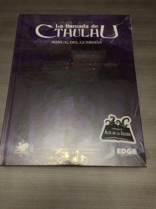 La Llamada de Cthulhu. Séptima edición.