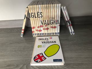 Libros aprender inglés método Vaughan a estrenar