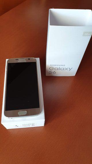 Samsung Galaxy S6 32GB Dorado