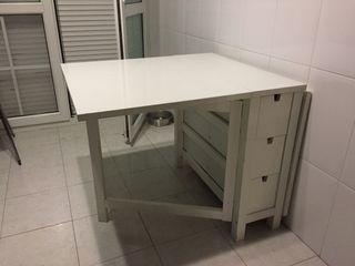 Mesa comedor blanca Ikea