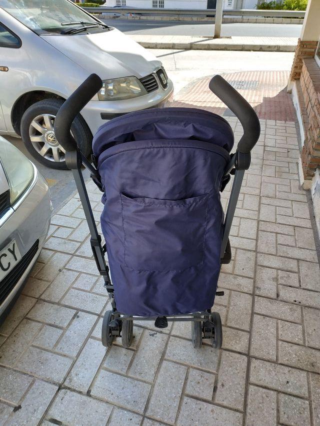 silla de paseo bebe