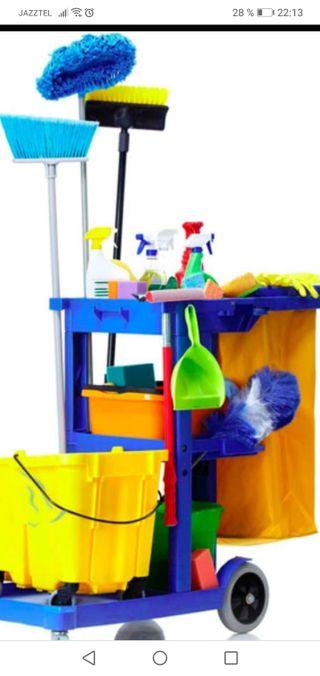 señora para limpieza de hogar
