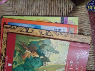 pac de libros de historias