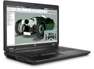 HP ZBOOK 17 G2 i7 32GB 256GB SSD QUADRO K3100M