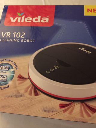 Robot aspirador Vileda VR 102