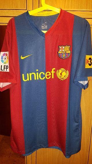 CAMISETA FC BARCELONA 2007