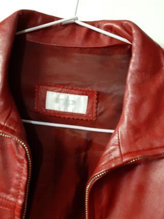 jaqueta leather