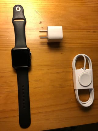 Apple Watch series 3 Acero cellular GPS