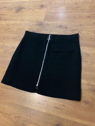 Falda negra El Corte Inglés