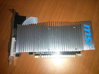 tarjeta grafica pci express GeForce 210