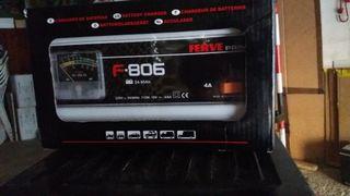 Cargador de baterías FERVE F - 806