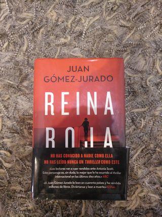 libro: Reina Roja