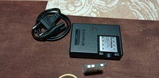 cargador batería olimpus