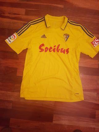 camiseta Cadiz futbol