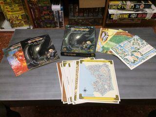 Dungeons & Dragons. Dragonlance. Tiempo del dragón