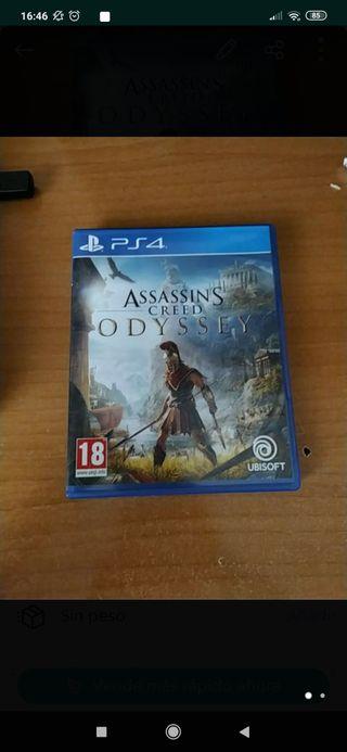 Videojuego Assassins Creed Odyssey