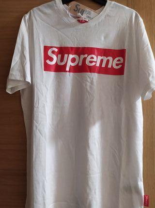 camiseta supreme chico