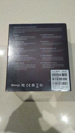 Xiaomi Huami Amazfit Stratos 2 nuevo