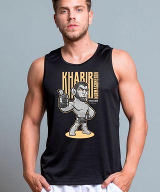 Camiseta Gym Avataker MMA Khabib Nurmagomedov