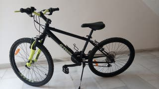 Bicicleta RockRider 500 - 24 pulgadas