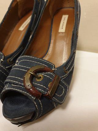 Zapatos Tacón Num 39