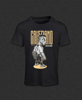 Camiseta Avataker Cristiano Ronaldo