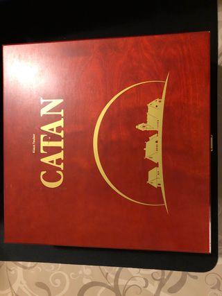 Catán (edición coleccionista de madera)