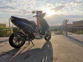 Yamaha Jog R, escucho cambios.