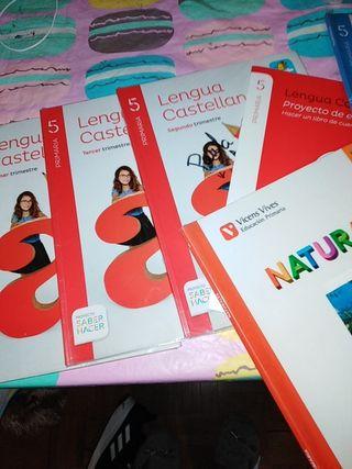 libros de texto 5 de primaria,,,