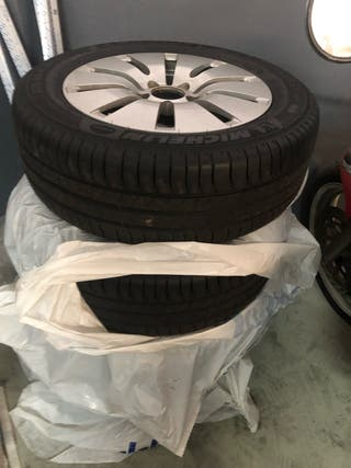 Neumáticos + Llantas Mercedes