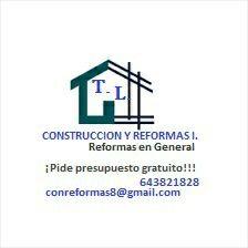 Construccion y reformas en general