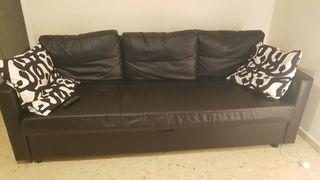 sofa canape cama doble