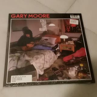 "Disco vinilo ""Still got the blues"" de Gary Moore"