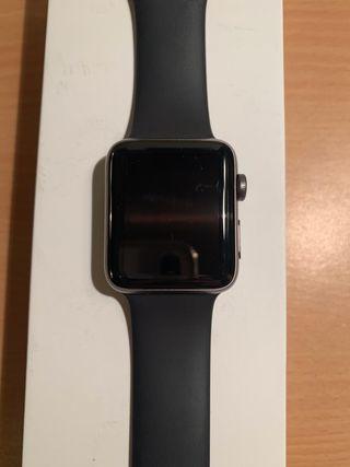 Apple Watch Series 2 Space Gray de aluminio