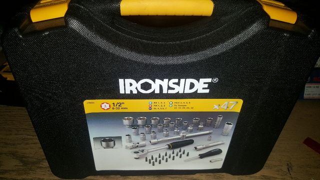 caja carraca Ironside