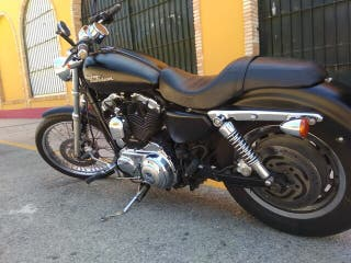 Harley Davidson sportster 1200 custom XL