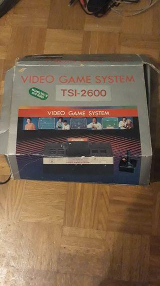 Consola antigua TSI 2600