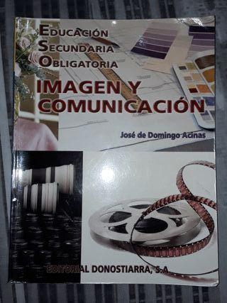 Libro imagen Y comunicación ESO