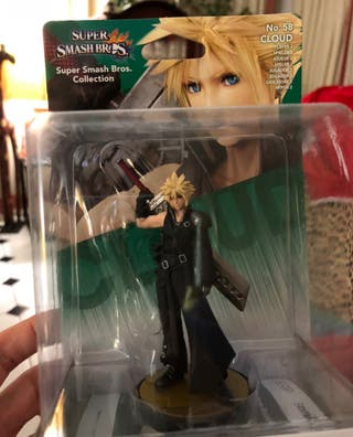 Amiibo Cloud player 2