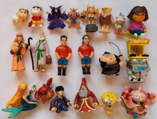 figuras de plastico