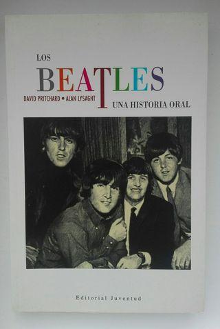 Libro Los Beatles. Una Historia Oral.