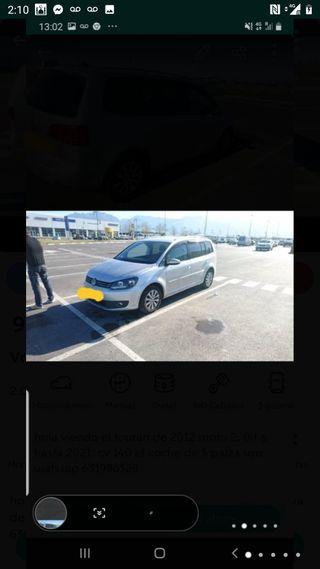 Volkswagen Touran 2011 /2012
