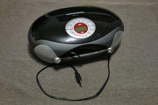 Reproductor radio CD y mp3 pendrive y SD Grundig