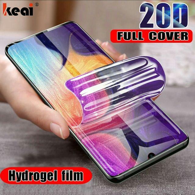 NEW Hydrogel Film 20D Samsung Galaxy A50.