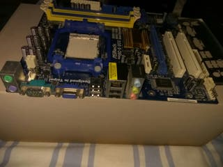 Placa base Asus N68cs ucc